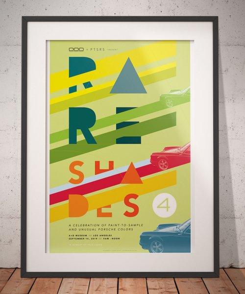 000 – Rare Shades 4 Poster