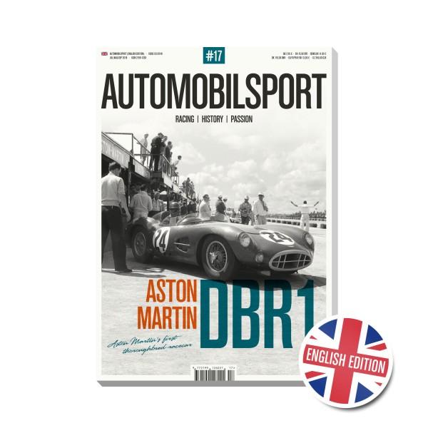 AUTOMOBILSPORT #17 (03/2018) – Englische Ausgabe