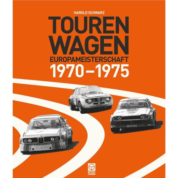 Tourenwagen-Europameisterschaft 1970–1975 – 2. Auflage – Cover