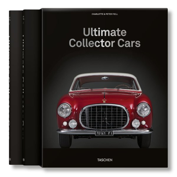 Ultimate Collector Cars – Cover