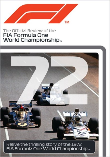 F1 1972 – The Official Review of the FIA Formula One World Championship