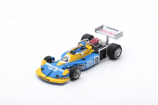 March 761 Ronnie Peterson Monaco GP 1976 Spark 1:43