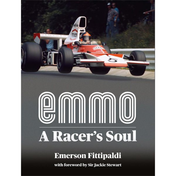 Emmo – A Racer's Soul – Cover