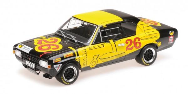 Opel Commodore A Steinmetz – Eberhard Gerstle – Hockenheim Preis der Nation 1970