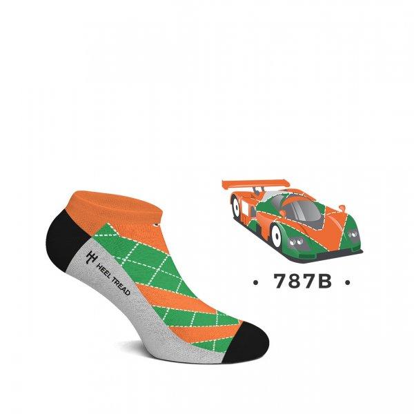 Heel Tread Sneaker – 787B