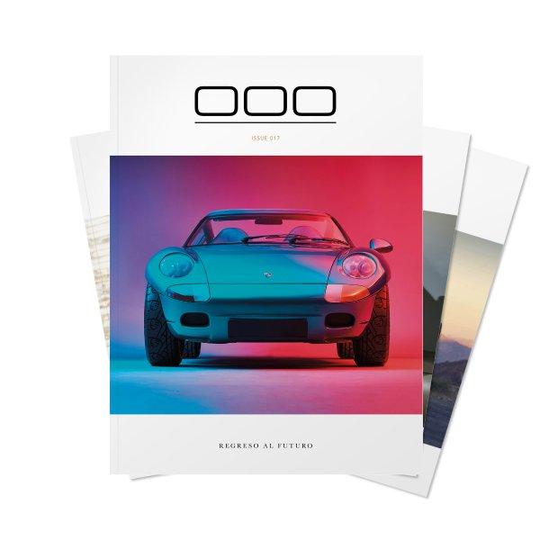 000 Magazin – Abonnement