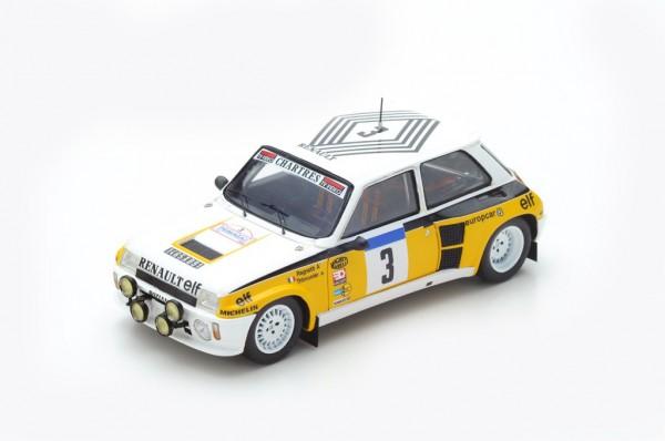 Renault 5 Turbo – Ragnotti/Thimonier – Tour de France 1984 – Sieger