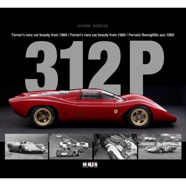 312 P – Ferraris vielleicht schönster Rennwagen – Cover