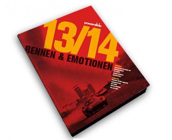powerslide Jahrbuch – Rennen und Emotionen 2013/2014