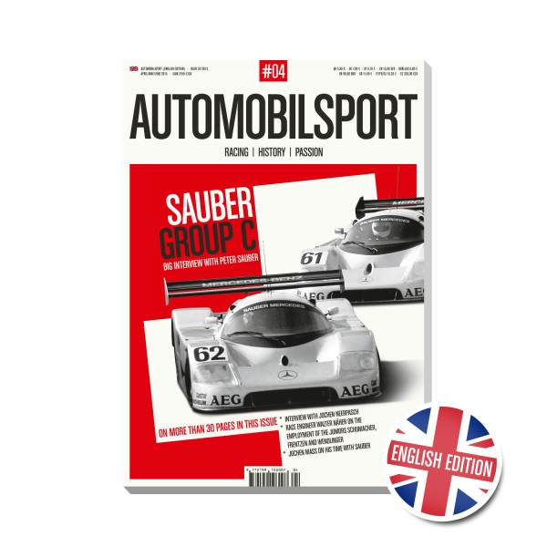 AUTOMOBILSPORT #04 (02/2015) – English edition