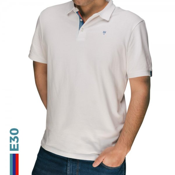 Heel Tread Polo Shirt – E30