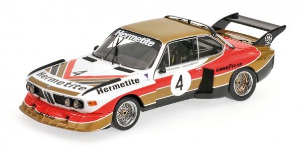 BMW 3.5 CSL Fitzpatrick/Walkinshaw 6h Silverstone 1976 Minichamps 1:12