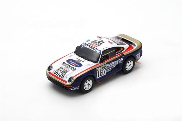 Spark 1:43 Porsche 959 Kussmal/Unger Rallye Dakar 1986