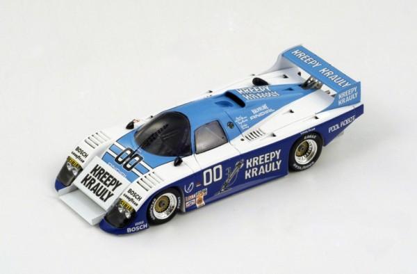 March 83G Van der Merwe/Duxbury/Martin 24h Daytona 1984 Spark 1:43