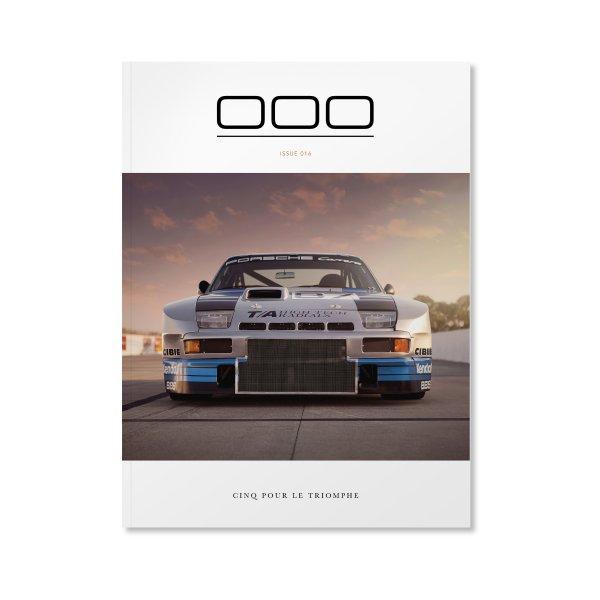 000 Magazin – 016 – Cover