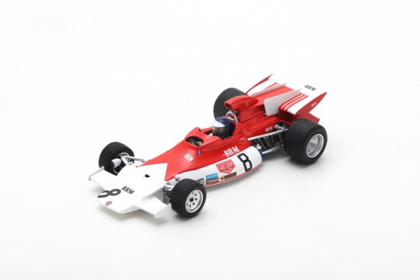 BRM P180 Peter Gethin Spanish GP 1972 Spark 1:43