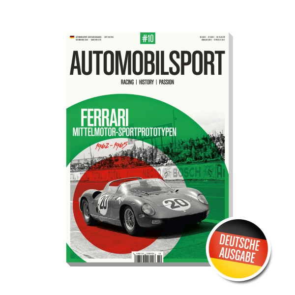 AUTOMOBILSPORT #10 (04/2016) – German edition