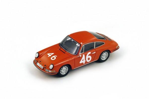 Porsche 911S Cahier/Killy Targa Florio 1967 Spark 1:43