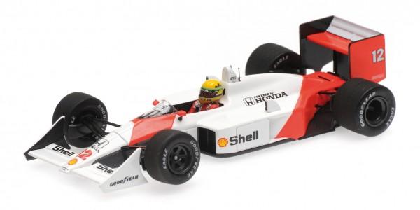 McLaren MP4/4 Ayrton Senna San Marino GP Minichamps 1:43