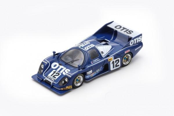 Rondeau M382 Rondeau/Ragnotti/Pescarolo 24h Le Mans 1982 Spark 1:43