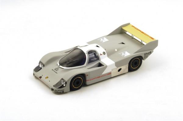 Porsche 956K – 1982 – Test
