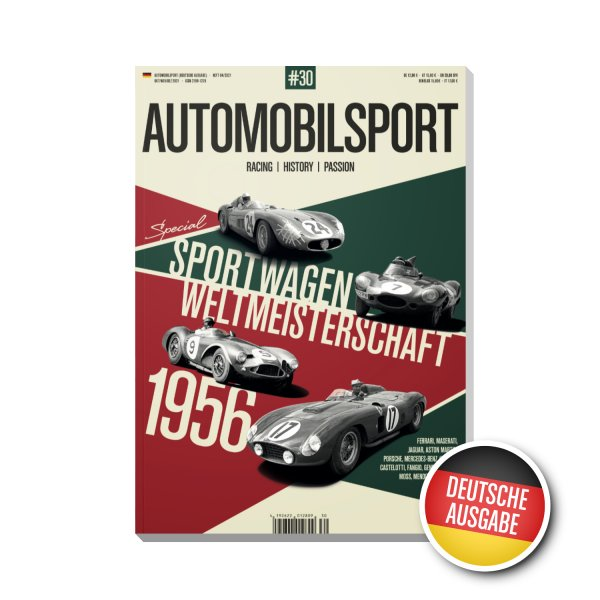 AUTOMOBILSPORT #30 (04/2021) – German edition