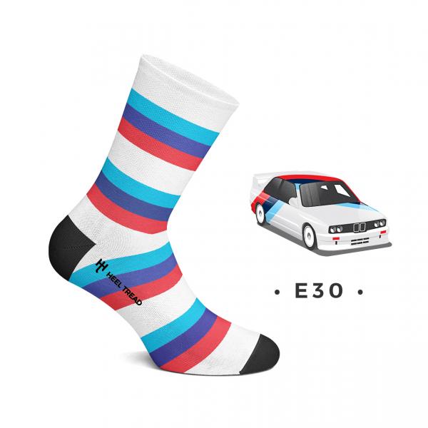 Heel Tread socks – E30