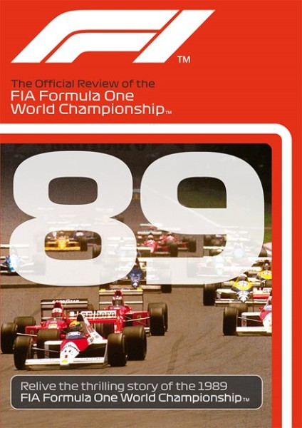 F1 1989 – The Official Review of the FIA Formula One World Championship
