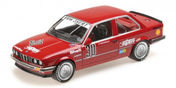 BMW 325i Joachim Winkelhock Nürburgring 1986 Minichamps 1:18