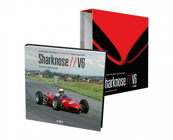 Sharknose V6 – Ferrari 156, Ferrari 246SP & Ferrari 196SP