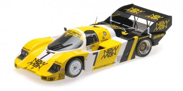 Porsche 956K Pescarolo/Johansson/Senna 1000km Nürburgring 1984 Minichamps 1:18