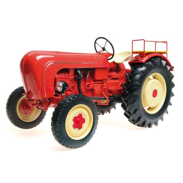 Porsche Super Traktor 1958 rot Minichamps 1:8
