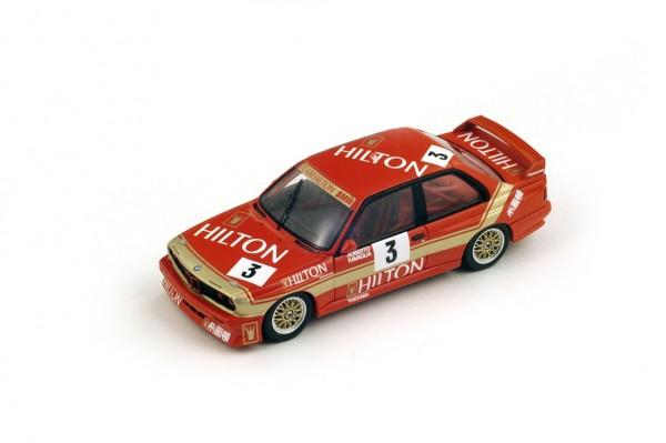 BMW M3 Roberto Ravaglia Macau 1987 Spark 1:43