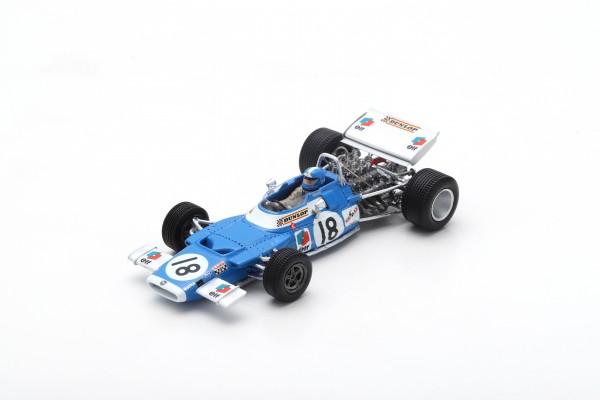 Matra MS80 – Jean-Pierre Beltoise – Canadian GP 1969
