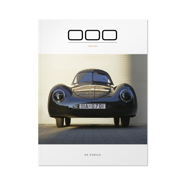 000 Magazin – 000 Prototyp