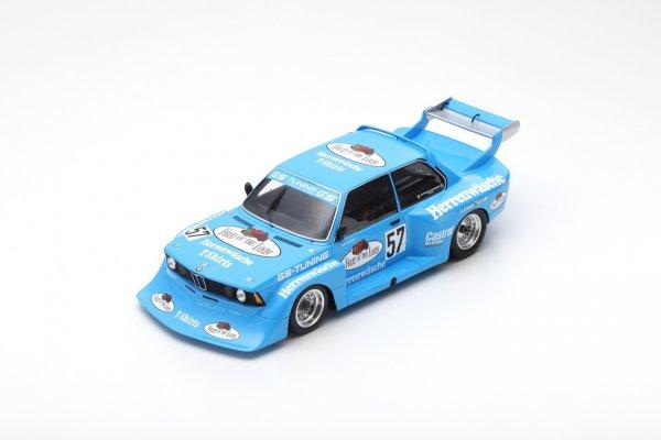 BMW 320 Gr.5 Markus Höttinger DRM Zolder 1978 Spark 1:18