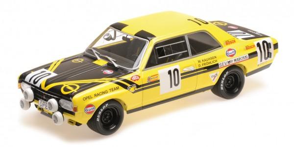 Opel Commodore A Steinmetz Kauhsen/Fröhlich 24h Spa 1971 Minichamps 1:18