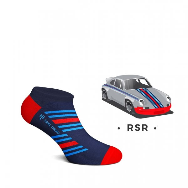 Heel Tread Sneakersocken – RSR
