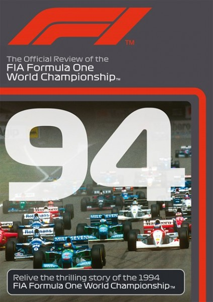 F1 1994 – The Official Review of the FIA Formula One World Championship