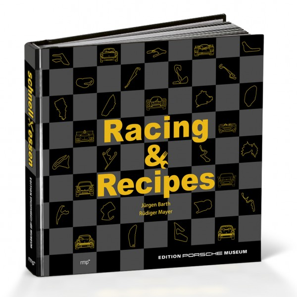 racing & recipes – English edition
