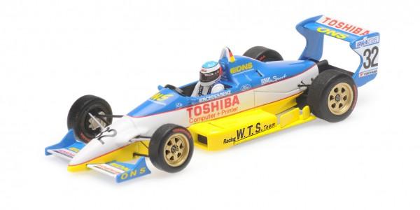 Reynard F893 Michael Schumacher F3 Macau 1989 Minichamps 1:43