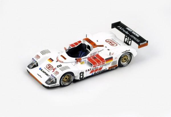 Porsche TWR Alboreto/Martini/Theys 24h Le Mans 1996 Spark 1:43