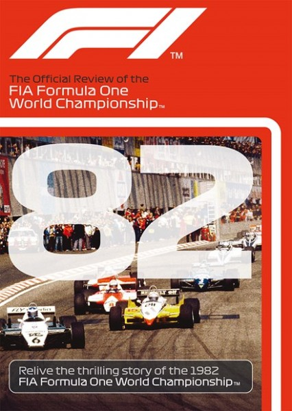 F1 1982 – The Official Review of the FIA Formula One World Championship