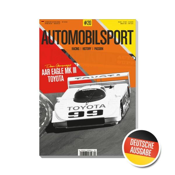 AUTOMOBILSPORT #20 (02/2019) – German edition