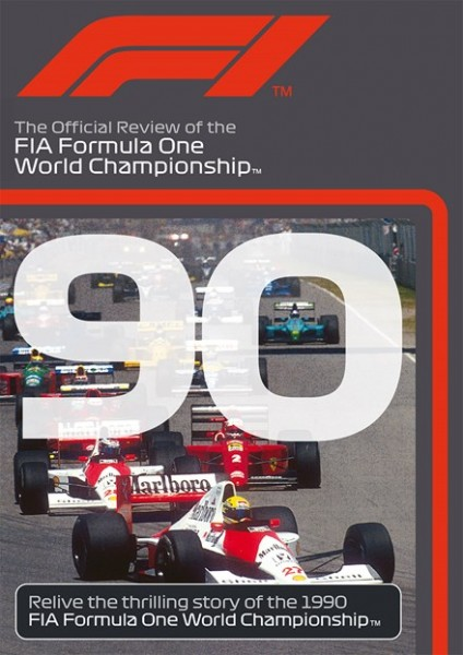 F1 1990 – The Official Review of the FIA Formula One World Championship