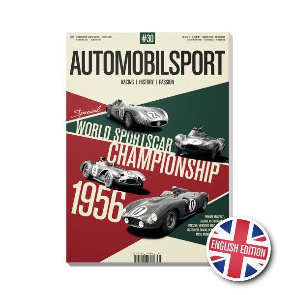 AUTOMOBILSPORT #30 (04/2021) – Englische Ausgabe