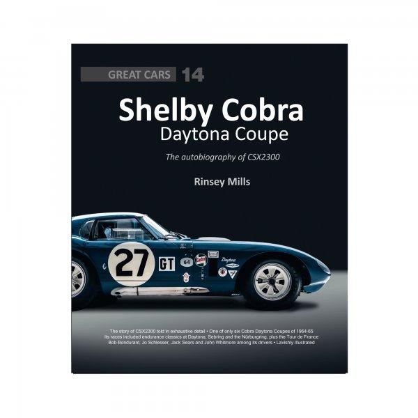 Shelby Cobra Daytona Coupe – The autobiography of CSX2300