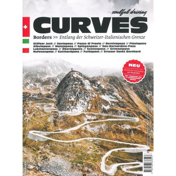 CURVES Vol. 2 – Borders: Entlang der Schweizer-Italienischen Grenze