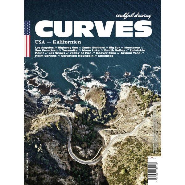 CURVES Band 6 – USA – Kalifornien