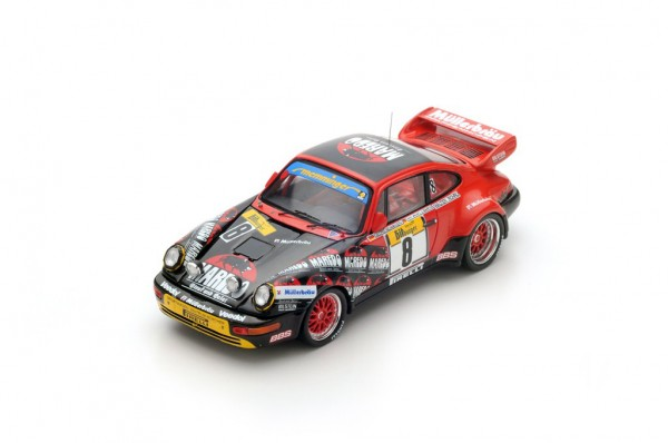 Porsche 964 RSR Barth/Röhrl/Memminger/Müller 24h Nürburgring 1993 Spark 1:43